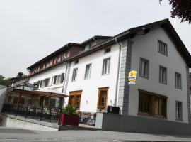 Hotel Hirschen, Maienfeld