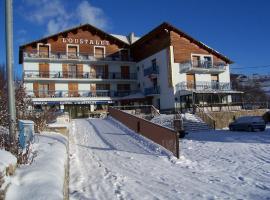 Hotel l'Oustalet, Font-Romeu