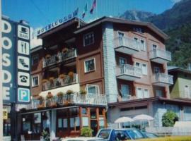 Albergo Motel Dosdè, Grosio