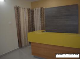 Bed And Breakfast Ayanambakkam