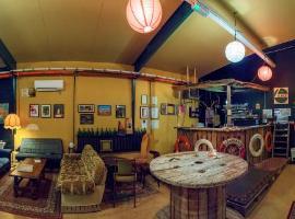 The Freezer Hostel & Culture Center, Hellissandur
