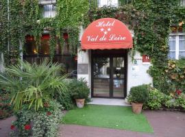 Hotel Val De Loire, Азе-ле-Ридо