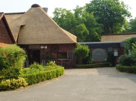 Landhaus Absalonshorst, Любек