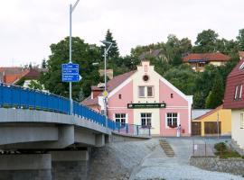 Restaurant Pension L-Club, Hluboká nad Vltavou