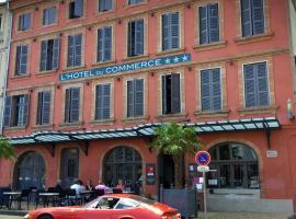 Hôtel du Commerce, Montauban