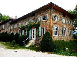 Château Le Clément, Pontcharra
