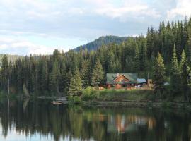 Lac Des Roches Resort, Bridge Lake