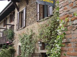 Il Borgo, Trezzo sull'Adda