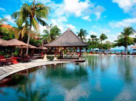 Keraton Jimbaran Beach Resort, Džimbarana