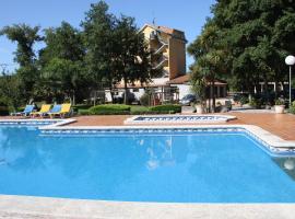 Hotel Cabo Festiñanza, Areas