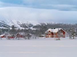 Aurora Estate, Ylläsjärvi