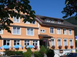 Hotel Drei Eidgenossen, Alt Sankt Johann