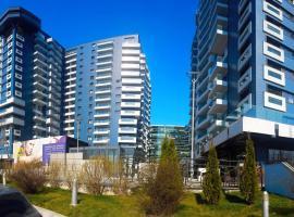 Upground Residence Apartments, Bucharest