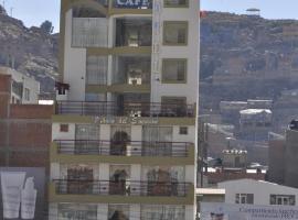 Hotel Virgen del Socavon, Oruro
