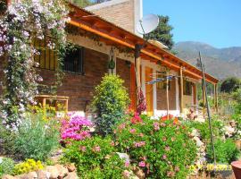 Hosteria Los Olivos, Quebrada de Alvarado