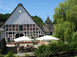 Boutique-Hotel Taubenhof, Cadenberge