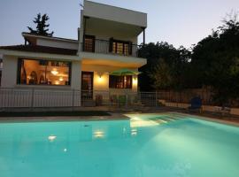 Villa Arafin, Ραφήνα