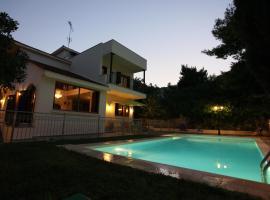 Villa Arafin, Rafína