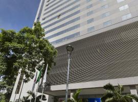 Hilton Garden Inn Belo Horizonte, 벨루오리존치