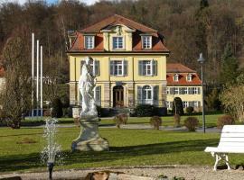 Philosophenvilla, Staatsbad Brückenau