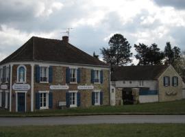 Relais Saint Laurent, Chevreuse