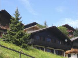 Chalet Idlevice, Champoussin