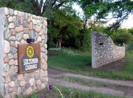 Cabañas Soltemira, Cortaderas