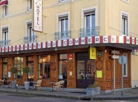Logis Hôtel Du Commerce, Autun
