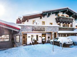 Pension Restaurant Dorfalm, Leogang