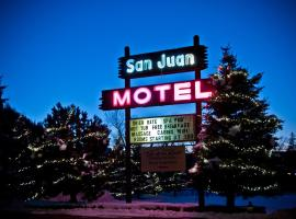 San Juan Motel & Cabins, Pagosa Springs
