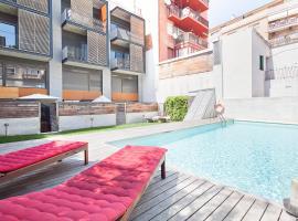 Pool Garden Apartments