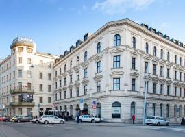 Hotel Slavia, Brno