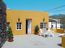San Andrés I, El Roque
