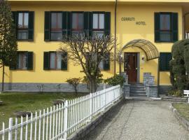 Cerruti Hotel, Vercelli