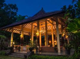 Rumah Boedi Private Residence Borobudur, Borobudur