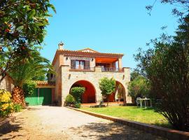 Farm Stay castello, Castelló d'Empúries