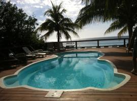Coconut Tree West Bay, West Bay