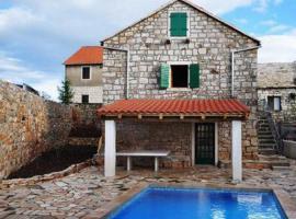 Villa Magdalena 1, Gornji Humac
