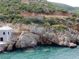 Evia Beach House, Elaiokhórion