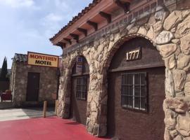Monterey Motel, Long Beach