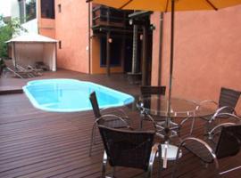 Hotel Pousada Dona Laura, Morretes