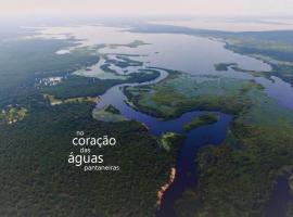 Pousada Pantanero Pantanal, Mimoso