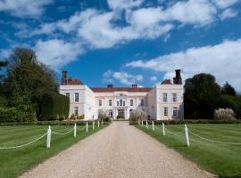 Hintlesham Hall Hotel, Ipswich