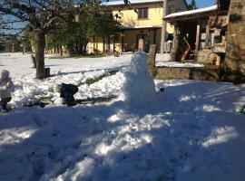 La Cortina, San Presto
