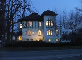Pension Habermannova Vila, Bludov