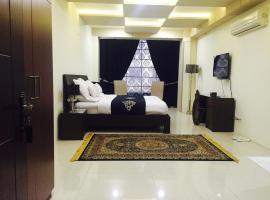 STS Smart Suites, Rawalpindi
