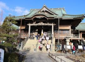 Shukubo Tatsue Ji Temple, Komatsushima