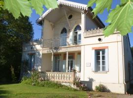 Villa Lea, Tolosa