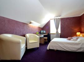 Hotel Restaurant Du Commerce, Pierrefontaine-les-Varans