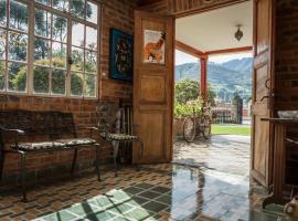 Hotel Campestre La Tomineja, Tabio